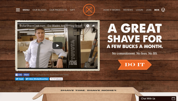 landing-pages-and-high-converting-copy-dolar-shave-club