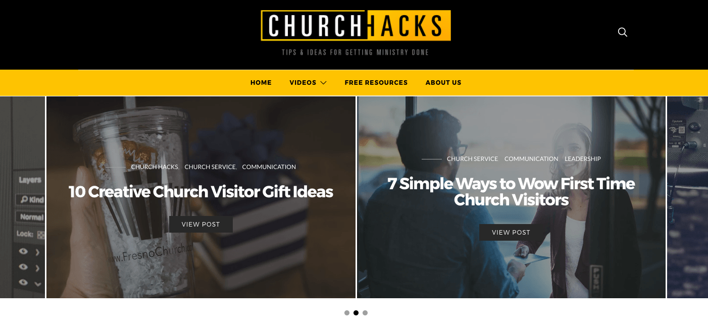 prochurch case study landingi whitelabel blog