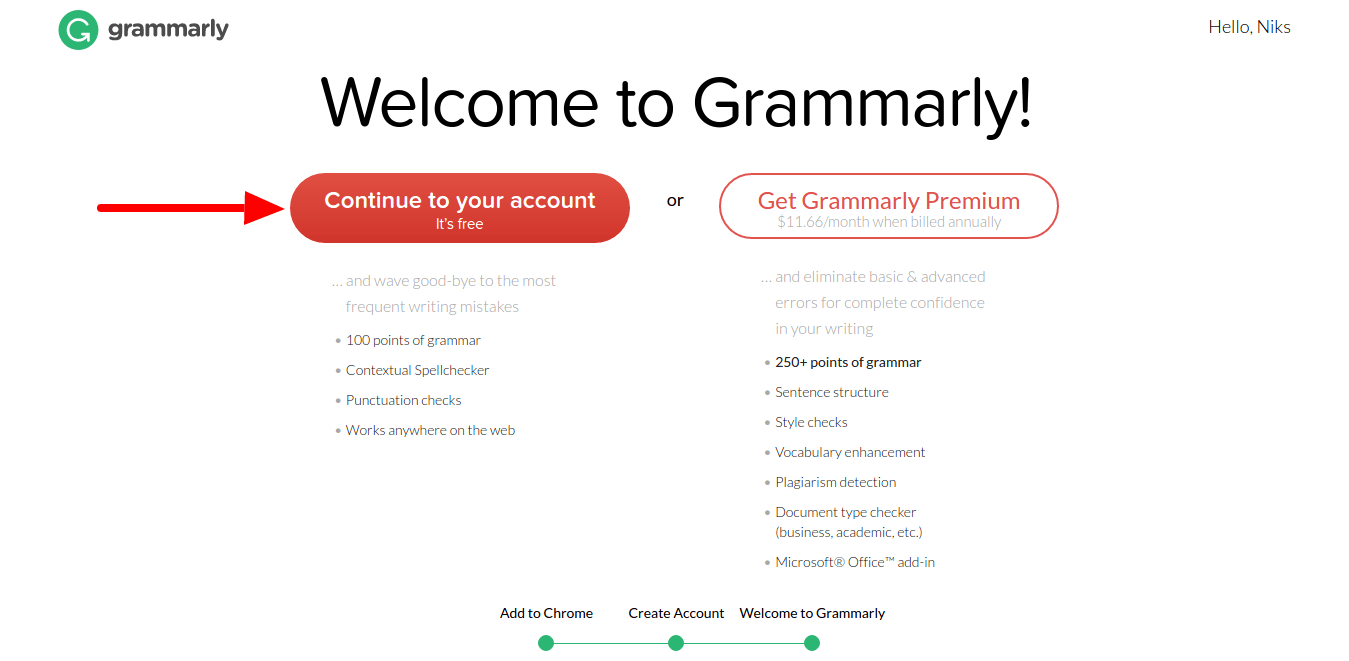Grammarly Discount Coupon: Get 40% off on Grammarly Premium