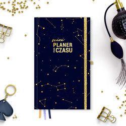 mini Planer pełen Czasu - Złote konstelacje