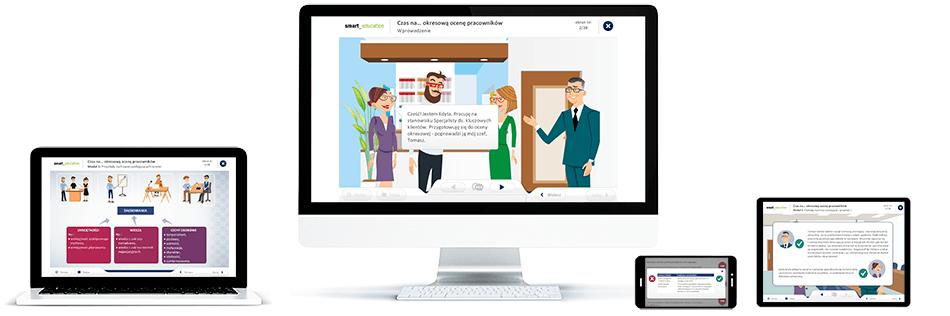 Szkolenie e-learning okresowa ocena pracownika - obraz nie może zostać wyświetlony