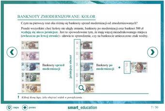 Szkolenie online zabezpieczenia banknotów - nie można wyświetlić obrazu