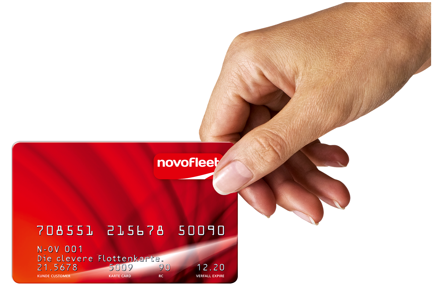 Novofleet Card