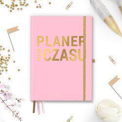 Planer pełen Czasu - Pudrowy róż