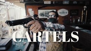 Doc - BrutX Original - Cartels - Passer la frontière - Charles Villa