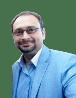 Radek Salak z Salakconsulting - twórca kurs księgowości dla Sole Trader