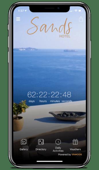 Aplikacja dla hotelu