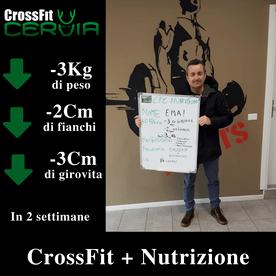 perdita di peso e dieta crossfit
