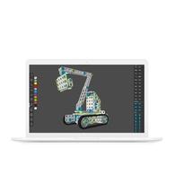 Z Creatorem sami wymodelujecie elementy konstrukcyjne do robota lub konstrukcji ze SkriKitu