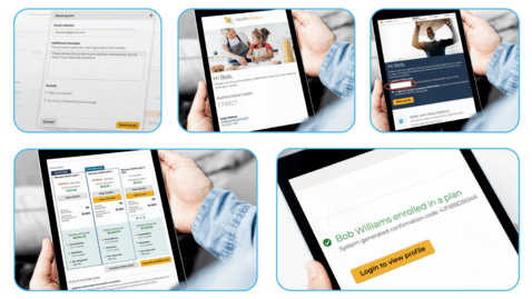 Connecture Medicare Quoting App
