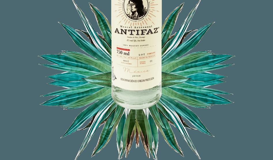 Mezcal Antifaz Artesanal