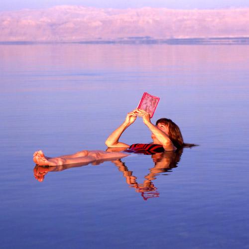 Baño en Mar Muerto