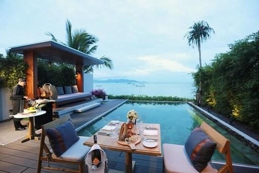 Celes Beachfront Pool Villa