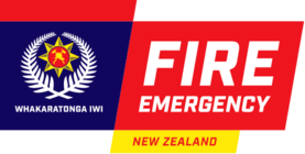 Fire and Emergency New Zealand Logo