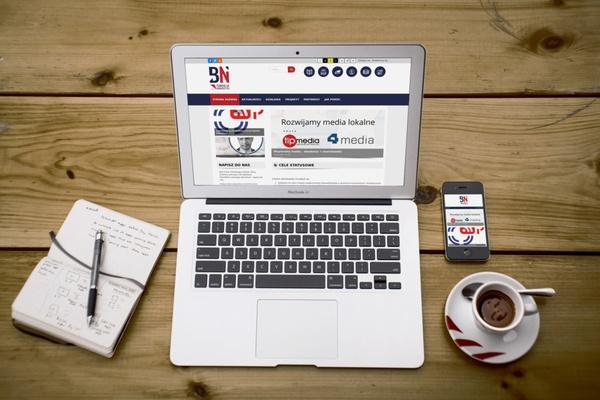 strona internetowa fundacji Bona Notitia