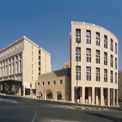 Mamilla Hotel - Jerusalén