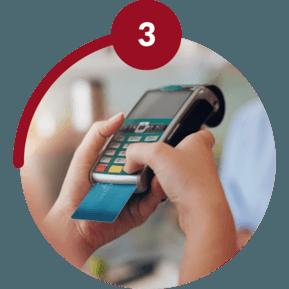 Gestão dos pagamentos