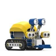 Złóżcie SkriBota samodzielnie, nauczcie się podstaw techniki, elektroniki i programujcie go na różnych poziomach zaawansowania.