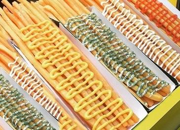 Najdłuższe Frytki Fries is Long