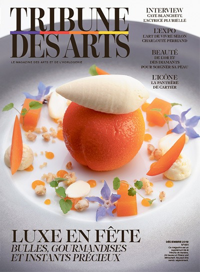 Cover Tribune des Arts