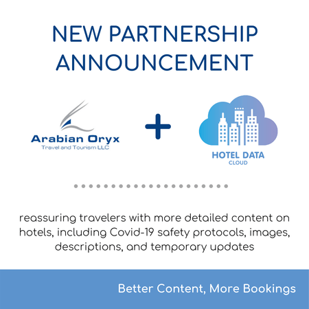 Partnership Announcement: Arabian Oryx Travel and Tourism