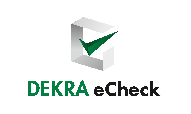 logo DEKRA eCheck