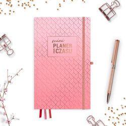 mini Planer pełen Czasu - Różowy