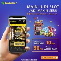 Saldoslot Game Judi Slot Online Terbaru Dan Terpercaya No 1