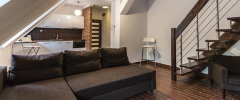 Apartament Pszeniczny Spichlerz Bliźniaczy || Apartamenty w Kazimierzu Dolnym