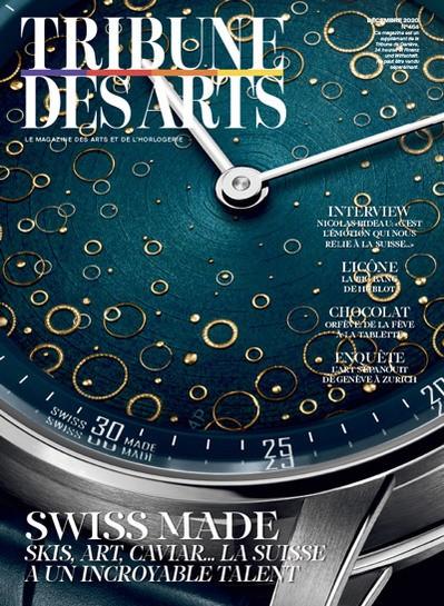 Cover Tribune des Arts