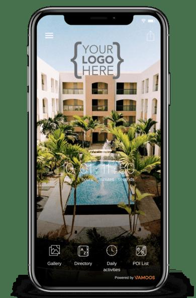 Własna mobilna aplikacja hotelu