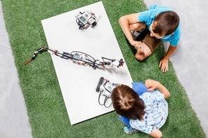 Robotics for kids in Mississauga