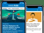 Nikkei Asia app