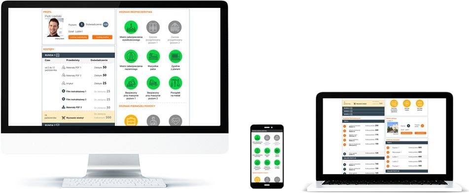 System do testów online - platforma - nie można wyświetlić obrazu