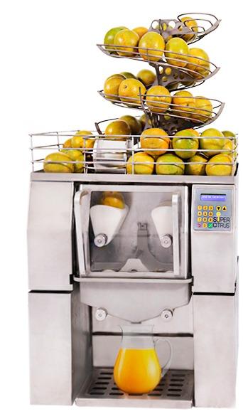 f1aa407fd Super Citrus - Máquina Extratora de Suco de Laranja