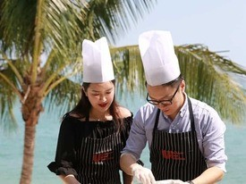 Thai Cooking Class at Celes