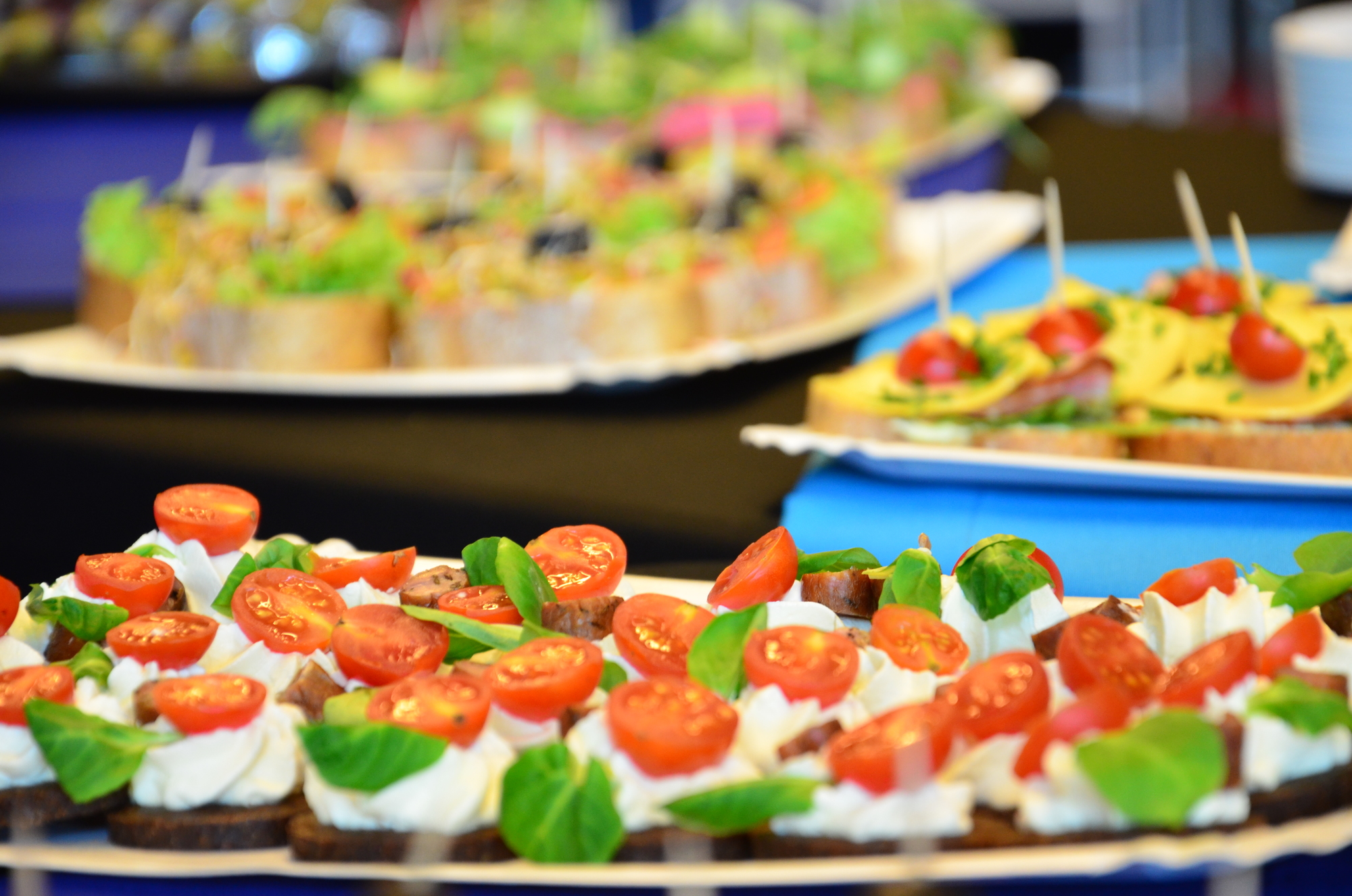 elegancki catering dla firm