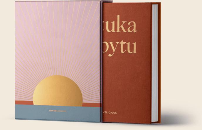 SZTUKA POBYTU - ALBUM TRAVELICIOUS
