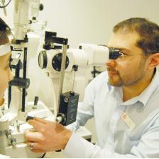 Dr Alex Du- Optometrist, Accredited Ortho-K Provider