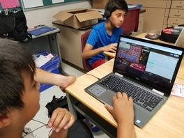 Game Development Kids Mississauga
