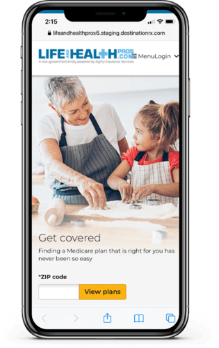 ConnectureDRX Medicare Platform