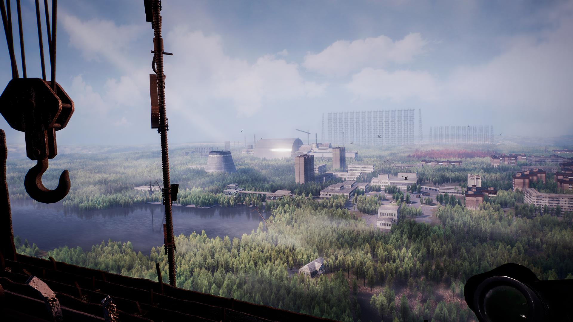 Resultado de imagem para Chernobylite, jogo em Chernobyl, recebe belo trailer de história; assista Texto copiado de https://www.meups4.com.br/noticias/chernobylite-jogo-em-chernobyl-recebe-belo-trailer-de-historia-assista/