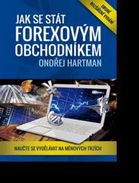 Kniha Jak se stát forexovým obchodníkem