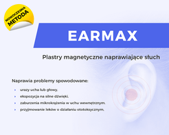 Plastry magnetyczne EarMax