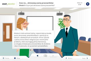 Ocena roczna pracownika szkolenie online - nie można wyświetlić obrazu