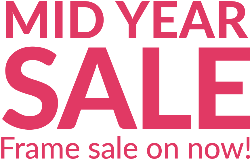 Mid Year Frame Sale
