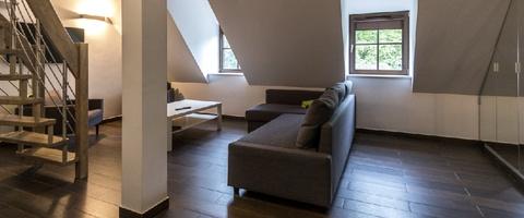 Apartament Orkiszowy Spichlerz Bliźniaczy || Apartamenty w Kazimierzu Dolnym