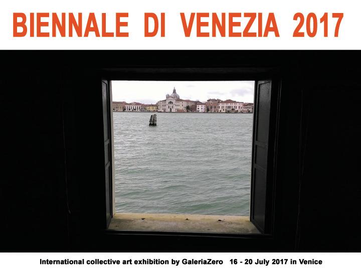 INTERNATIONAL  EVENT OF CONTEMPORARY ART IN VENICE