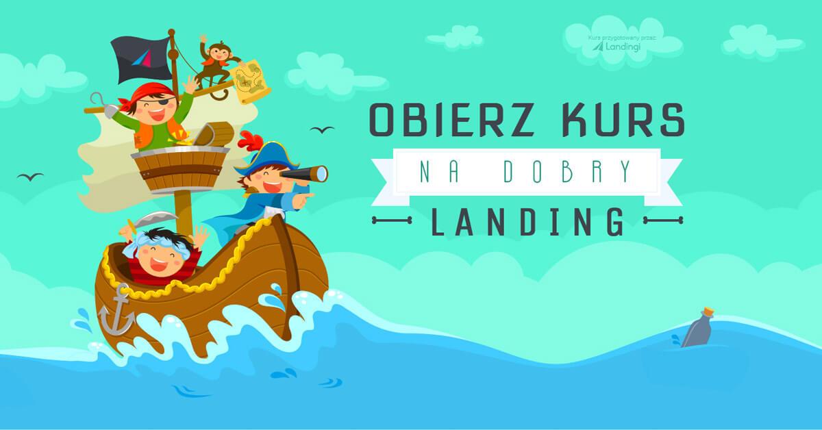 zrob dobrylanding landing page kurs