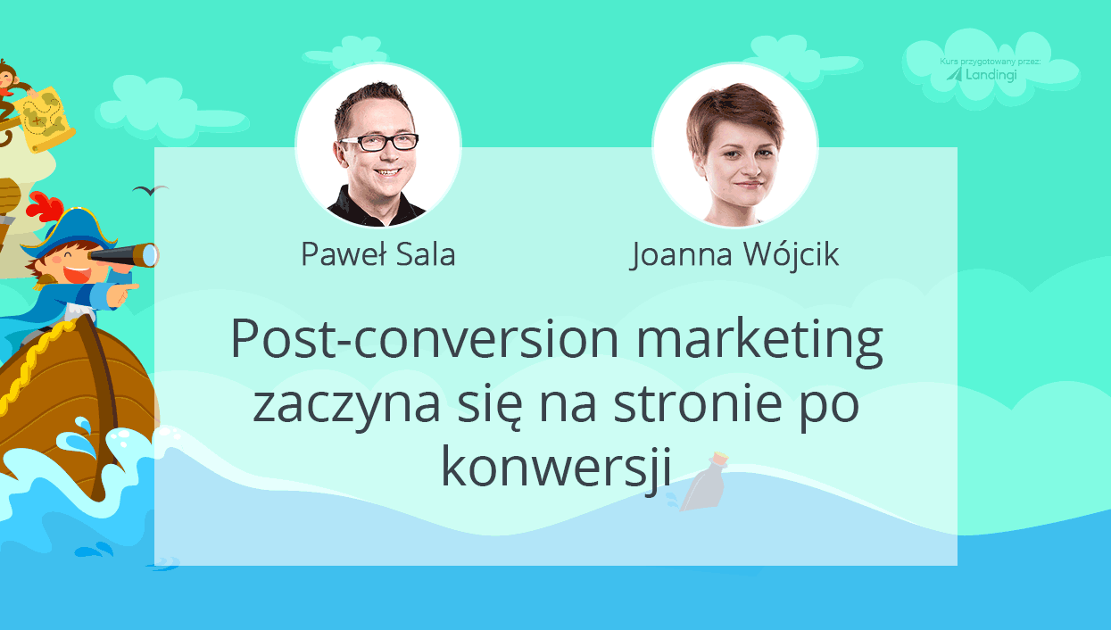 kurs dobrylanding post-conversion marketing Sala FreshMail